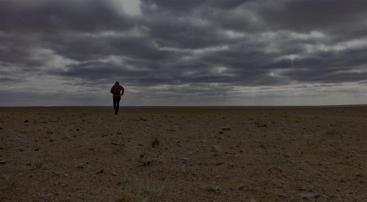 Wüste Gobi Ultramarathon